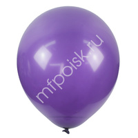 "M 12""/30см Пастель INDIGO PURPLE 849 100шт"