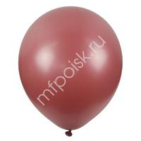 "M 12""/30см Пастель WINE RED 846 100шт"