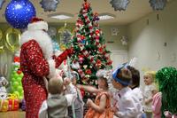 Дед Мороз и Снегурочка для детей на Новый год