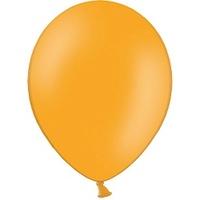 Шар (10''/25 см) Оранжевый, пастель, 100 шт.