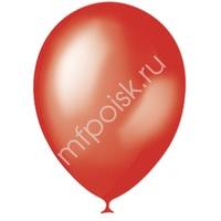"M 9""/23см Металлик CHERRY RED 031 100шт"