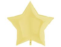 "1204-0900 Г Б/РИС ЗВЕЗДА 36"" Пастель Matte Yellow"