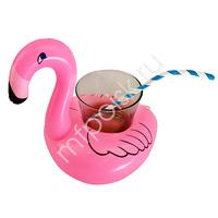 Y Подставка надувная Фламинго 23см