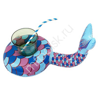 Y Подставка надувная Хвост русалочки 31см