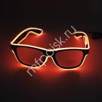 Y Очки с подсветкой ORANGE