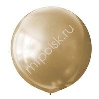 "M 30""/76см Металлик GOLD 025 1шт"