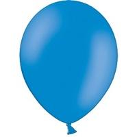 Шар (10''/25 см) Синий, пастель, 100 шт.