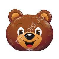 "K Мини Фигура 709 Медвежонок 14""/35см"