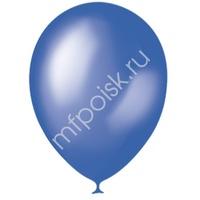 "M 14""/35см Премиум Металлик BLUE 022 50шт"