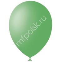 """M 9""""/23см Пастель DARK GREEN 009 100шт"""