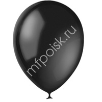 "M 9""/23см Декоратор BLACK 048 100шт"