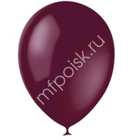 "M 12""/30см Декоратор BURGUNDY 046 100шт"