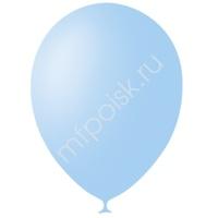 """M 9""""/23см Пастель LIGHT BLUE 002 100шт"""