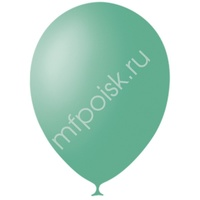 "M 12""/30см Пастель LIGHT GREEN 008 100шт"