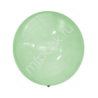 "M 24""/61см Кристалл Bubble GREEN 255 1шт"