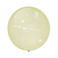 "M 24""/61см Кристалл Bubble YELLOW 241 1шт"