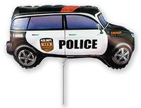 1206-1003 Ф М/ФИГУРА/3 Машина Полиция/FM